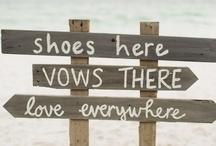 I Do! / Wedding Ideas