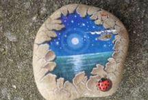 ...on stones