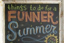Summer Fun / by Cher