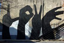 Street Art Love / by Corinne Emily
