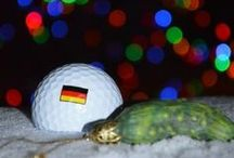 GOLFER'S CHRISTMAS