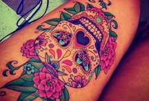 TaTTooS I wish I had / Tattoos are a costly addiction to have! If I was rich and didn't need to worry about where, how many, OR how much a tattoo cost, I would be covered in them!!! I have a few, but these are some that I would love to eventually add!!! / by Nicole Rubidoux