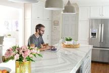 Kitchens / Kitchen inspiration for our now or someday home