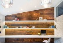 Office space / Inspiring office and studio spaces. To help us work work work work work