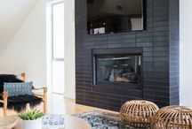 Living spaces / Living room inspiration for our now or someday home