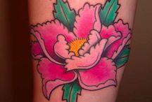 Leg Tattoo Addition