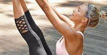 Adorn me: workout gear