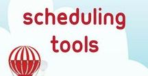 Social Media Scheduling / Tips and tools for scheduling your social media content.