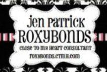 Best of Roxybonds CTMH stuff / Made by Jen Patrick @ roxybonds.com
