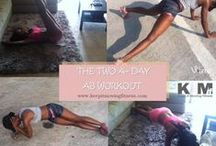 Printable Workouts For Your Entire Body / Click on the links to get pdf free printable.