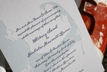 Wedding Paperie / by Anne Winikates