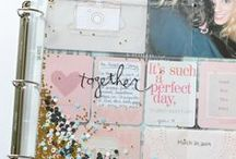 Craft Ideas / by Mallory Edge