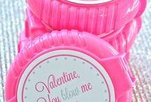Valentine ideas / by Regina Havens