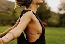 Tattoo Ideas / by Jennifer Hudson