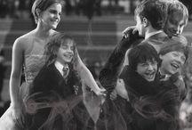 """Harry - yer a wizard."" / by Erin Rustad"