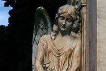 Angels Among Us / For he will command his angels concerning you to guard you in all your ways; Psalm 91:10-12 / by Vickie Ashley
