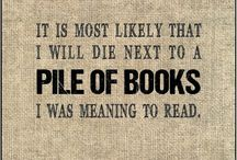 Bookworms Anonymous / So I might have a slight reading addiction... / by Laurie Fergusson