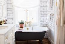 Bathrooms / by POPSUGAR Home