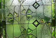 stained glass beauty