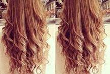 hair / by Mallory Edge