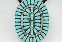 Bolo Ties - Native American