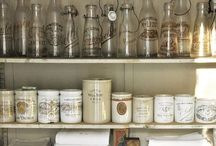 linen closets/storage