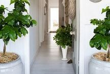 Entryways + Hallways / by POPSUGAR Home