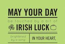 St. Patricks Day Love / Gotta love the Irish!