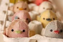 Spring & Easter Love / Springs decorating and Easter celebration ideas.