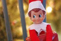 Elf on a shelf!