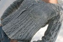 Knitty Sweater Love / Knitted Sweaters and Coats