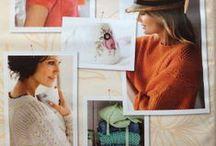 Charlotte Kaae for Hendes Verden og Sallys / De af mine designs der har været bragt i Hendes Verden eller Sallys. My knitting patterns in the Danish magasine Hendes Verden and Sallys