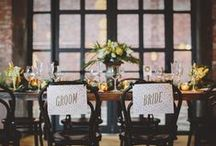 Wedding Decor / by POPSUGAR Home