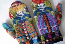 Lækker'nes - strik - knitting