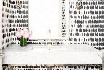 Wallpaper + Wallpaper Alternatives / by POPSUGAR Home