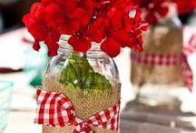 Jar ideas!!!!!! / by Regina Havens