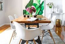 Dining Rooms / by POPSUGAR Home