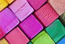 farver <3 - color love / Farvetendenser   Colourtrends