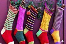 Julet strik - x-mas knitting