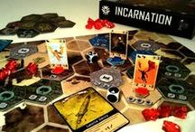 Incarnation: Fantasy Boardgame / http://incarnation.b612.love