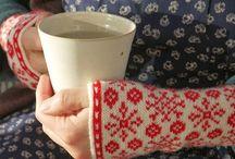 Vanter og handsker - gloves and mittens
