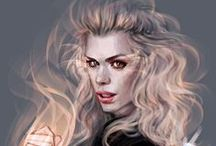 Bad Wolf Girl / Doctor / by Jessica Robinette Veitch