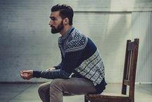 Strik til din mand - knit 4 your man