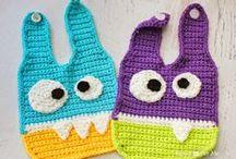 Children's Crochet Patterns / by xanadu142