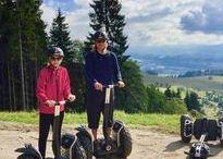 Segway Tours Jeseníky / Eco-výlety, Jeseníky, Králický Sněžník, Hynčice p.Sušinou. Vyzkoušej SEGWAY na vlastní kůži :-)