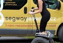 Segway LADIES / Elegance na dvoukolce :-)