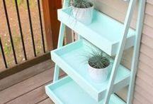 DIY Furniture Ideas / by Stacy Ward - Delva B. Tree
