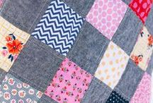 Quilt Inspiration / by Stacy Ward - Delva B. Tree