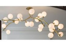 Lighting / Light fixtures for sale or DIY lighting projects.