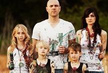 family photoshoot ideas that ROCK!